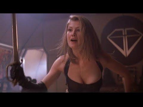 Rosamund Pike vs Halle Berry hd Miranda Frost