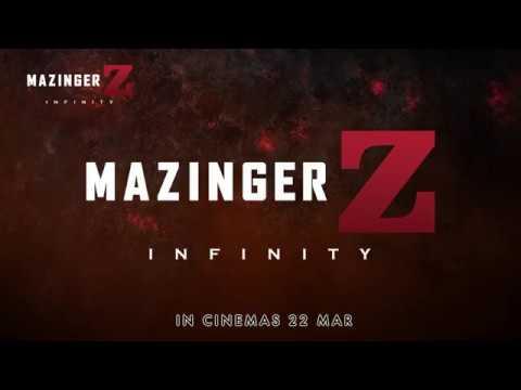 MAZINGER-Z: INFINITY Official Trailer (In Cinemas 22 March 2018)