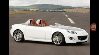 2009 Mazda MX-5 Superlight Concept Videos