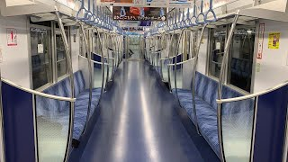 東京メトロ千代田線を貸し切りました。