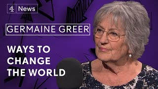 Germaine Greer on women's liberation, the trans community and her rape