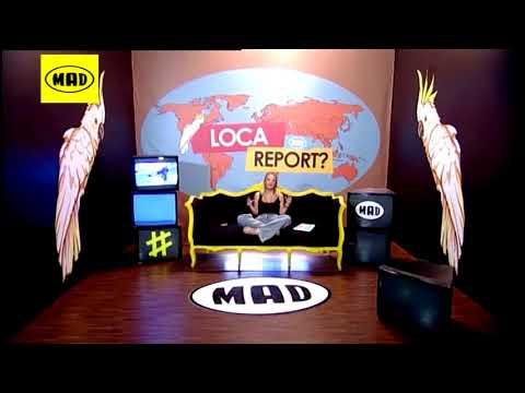 ❅ Loca Report στο Μad TV ❅ (18/9/17)