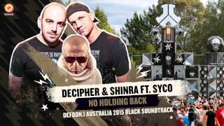 Defqon.1 Australia 2015 | BLACK OST by Decipher & Shinra ft. MC Syco