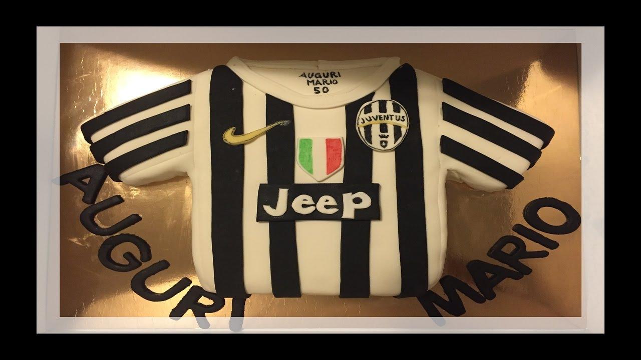 Torta Maglia Della Juventus
