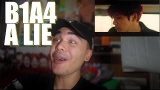 B1A4 - A lie MV Reaction [CNU THO!]