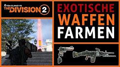 Division 2 exotische pistole