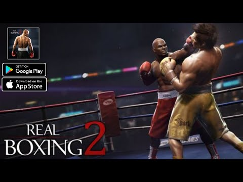 Real Boxing 2    Android Gameplay (HD) #1