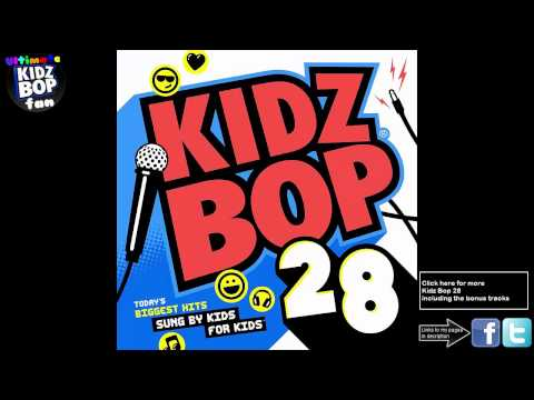 KIDZ BOP Kids - Heroes (we Could Be) [KIDZ BOP 28]