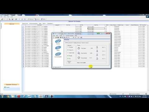 09C MS Measurement: Batch File/Acquisition Method Import For Waters MS Instruments
