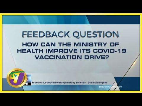 Feedback Question | TVJ News - August 4 2021
