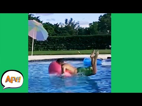 OUCH! That's Gotta STING! 😅😆 | Funny Fails | AFV 2020