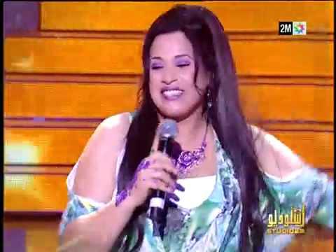 Najat Aatabou 2010- Hadi Haltna Dima-Live (2m studio)