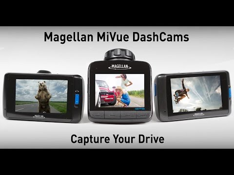 Magellan MiVue HD DashCams - Capture Your Drive