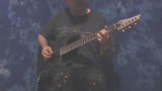 Andy Garrett - Led Zeppelin style 01