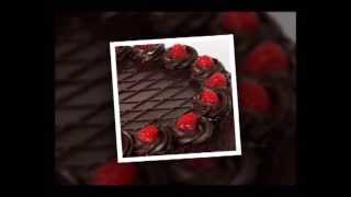 Chocolate Raspberry Cake - Chocolate Cake With Raspberry Filling - Cake Delivery