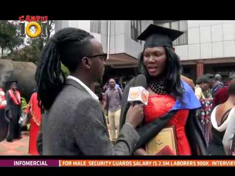 Campus101: UTAMU - Uganda Technology & Management University 3rd Graduation