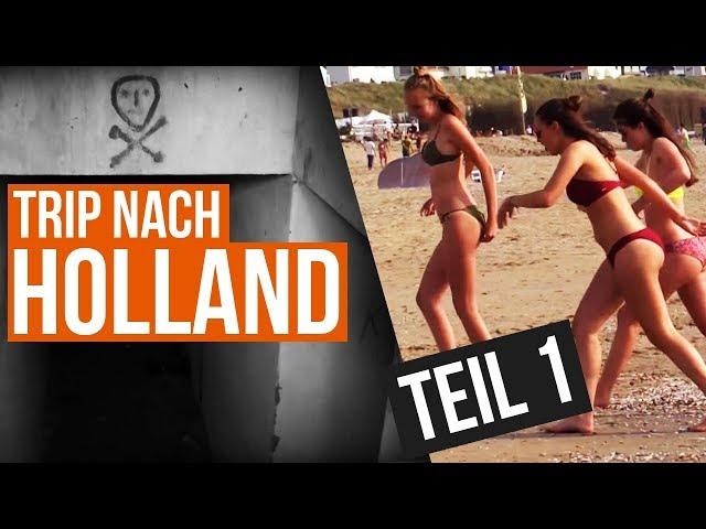 HOLLAND Teil 1: Girls & Dünen bei ZANDVOORT | ???? Don Rafael