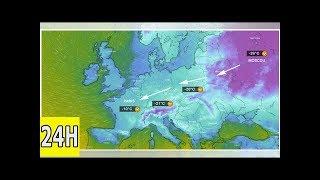 Météo. vague de froid: à quelles températures négatives faut-il vous préparer?