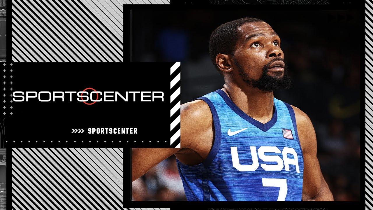Perk is still 'very concerned' about Team USA despite win vs. Argentina | SportsCenter