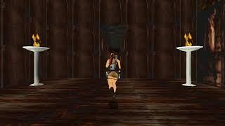 Tomb Raider: Fake Dagger (Niveles de autor). Nivel 1: Heavy Dungeon (1/1)