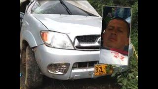 Por error militar, reconocido líder comunicatorio murió en medio de retén en el sur del Cauca