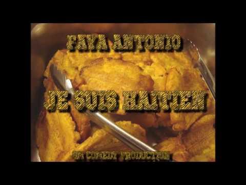 FAYA ANTONIO - JE SUIS HAÏTIEN (PARODIE RICKMAN - JE SUIS UN BONI) GM COMDEDY PRODUCTION