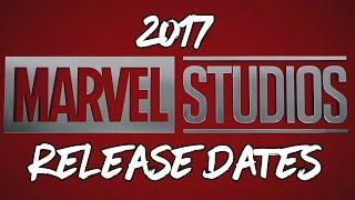 Marvel MCU 2017 Release Date Window (Movies, TV, Netflix)