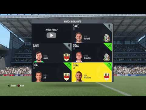 FIFA 17 JACK WILSHERE AMAZING VOLLEY