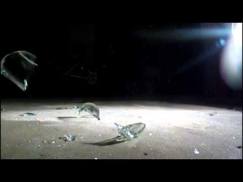 Glass Cup Breaking In Slow Motion Forward Rerverse Youtube