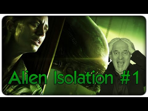 Alien Isolation | In fuga con Claudio Bisio - ep.01 - momenti divertenti [ITA]