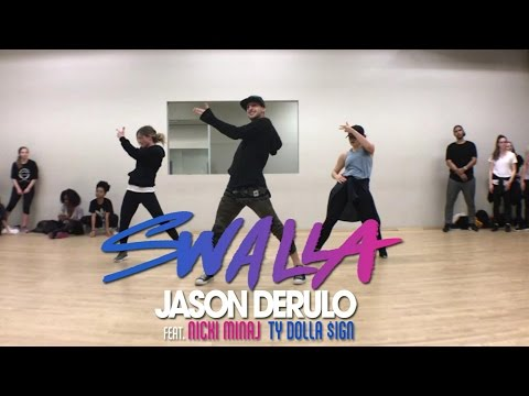 "Thumbnail: ""SWALLA"" - Jason Derulo 