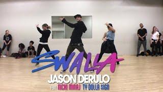 """SWALLA"" - Jason Derulo   Choreography by Sam Allen"