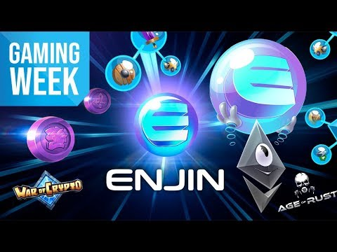 Best Gaming Projects In Crypto – Enjin