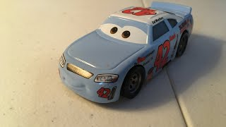 Disney Pixar Cars Thomasville Tribute Cal Weathers diecast review