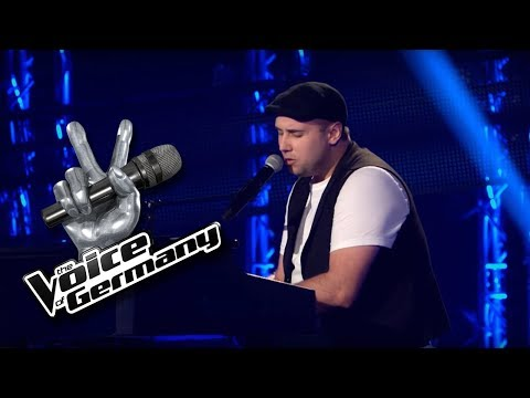 Livin  A Prayer  B Jovi  Marco Weichselbraun  The Voice of Germany 2016  Blind Auditi