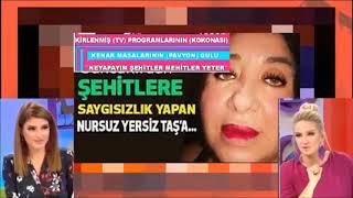 Nur Yerlitaş'a Ünlülerden tepkiler - Şehit Annesinden Duygu Dolu Mesaj - Özür Mesajı