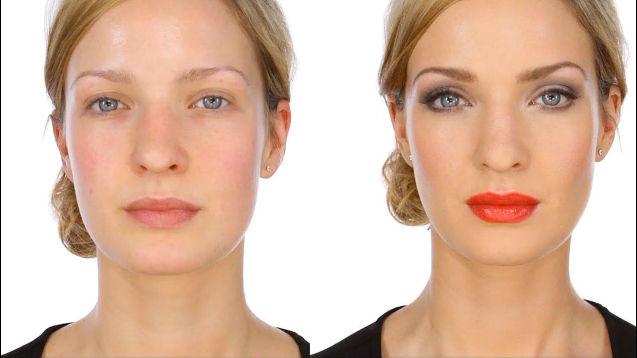 Kate Winslet MakeUp - Red Carpet Glamour Tutorial - YouTube