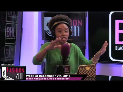 Star Wars Red Carpet, Fashion Santa, Serena Williams & More | BHL's Fashion 411