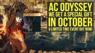 Assassin's Creed Odyssey DLC - This Is What We Can Expect In October (AC Odyssey DLC)