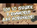 ТОП 10 фишек игры Rimworld для новичков [Гайд]