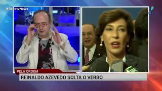 'Rodrigo Janot pensa que é dono do Brasil', critica Reinaldo Azevedo