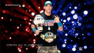 "WWE John Cena 6th Theme Song ""The Time Is Now"" 2015 [Arena Effect] [Download Link] Resimi"