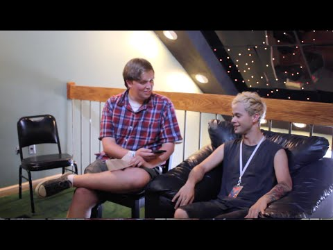 coldrain Interview at Vans Warped Tour
