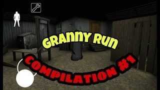 Granny run compilation #1