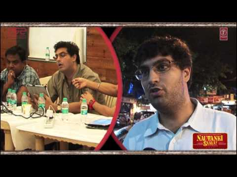 The Nautanki Saala Tales - Action Before Action   Ayushmann Khurrana, Rohan Sippy