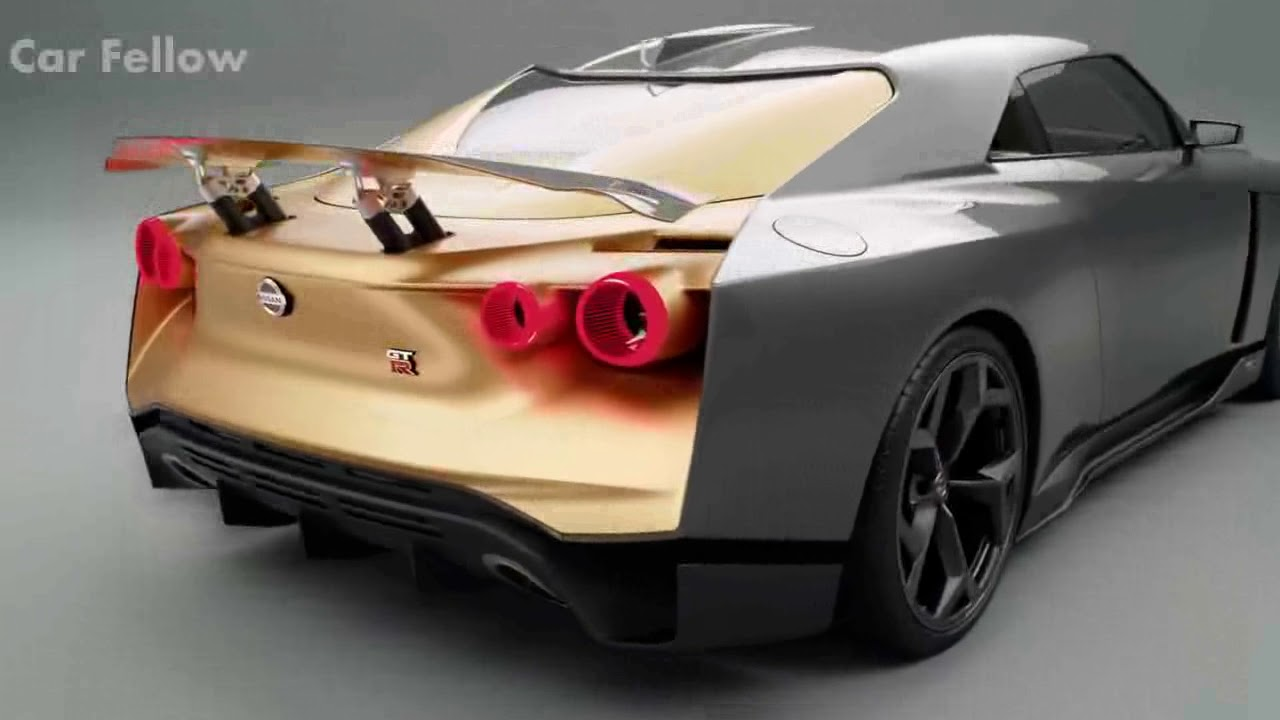 nissan gtr 50 2019 exterior design preview making of gtr 50 design youtube. Black Bedroom Furniture Sets. Home Design Ideas