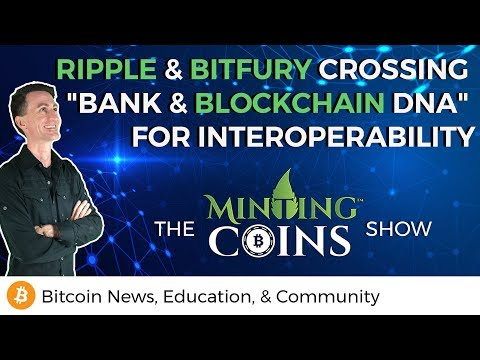 "Ripple & BitFury Crossing ""Bank & Blockchain DNA"" for Interoperability"
