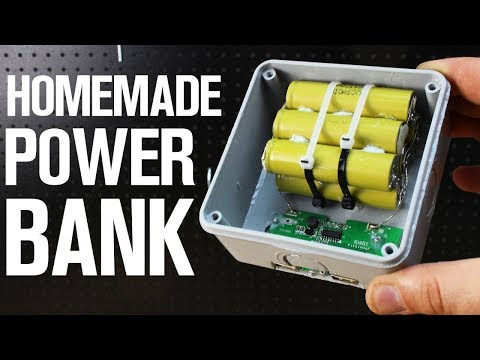 how-to-make-a-power-bank-free-with-no-cost-|-diy-hack-|-powerbank-free
