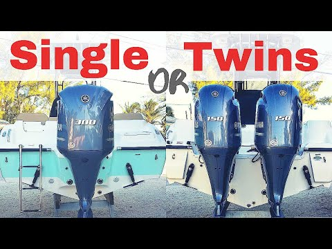 1 or 2 Outboards: What's Better?