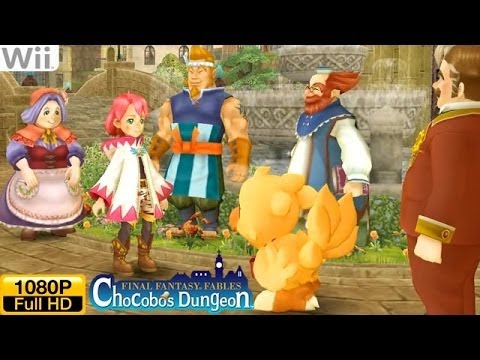 final fantasy fables chocobo dungeon ds rom